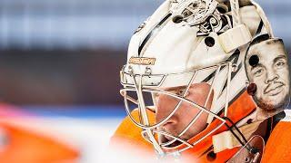 Carter Hart bounces back, dominates Canadiens in Game 3 shutout