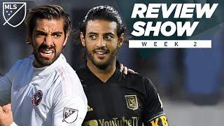 Rodolfo Pizarro Makes History for Inter Miami & Defender Scores Goal of the Year Contender!