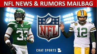 NFL News & Rumors: Jamal Adams Trade? Aaron Rodgers? Kyler Murray Breakout? Justin Herbert? Mailbag