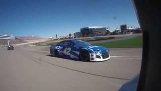 Full Race In-Car: Brad Keselowski at Las Vegas Motor Speedway | NASCAR