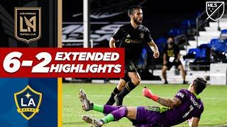 LAFC 6-2 LA Galaxy | Another EIGHT Goal El Trafico! | MLS EXTENDED HIGHLIGHTS