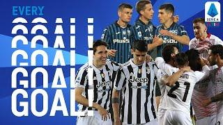 Milan, Atalanta and Juventus qualify for Champions League!   EVERY Goal   Round 38   Serie A TIM