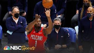 Defensive issues, poor shooting plaguing New Orleans Pelicans | PBT Extra | NBC Sports