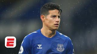 Everton's James Rodriguez has sprinkled STAR DUST on Goodison Park - Ian Darke | ESPN FC