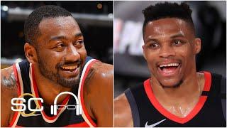 Russell Westbrook traded for John Wall in blockbuster deal between Rockets and Wizards | SC with SVP