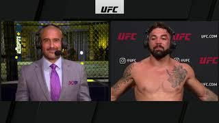 UFC Vegas 4: Mike Perry Post-fight Interview