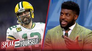Aaron Rodgers won't fold — his odds of winning are still very high - Acho | NFL | SPEAK FOR YOURSELF