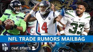 NFL Trade Rumors Q&A: Russell Wilson For Deshaun Watson? Kenny Stills To The Chargers? Jamal Adams?