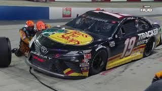 NASCAR RACE HUB'S Radioactive: Who takes the blame after leaders tangle at Darlington?