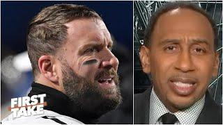 Steelers fan Stephen A. has completely lost faith in his squad | First Take