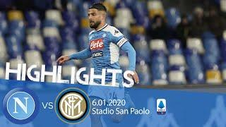 Highlights Serie A - Napoli vs Inter 1-3