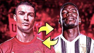 Manchester United To Swap Paul Pogba For Cristiano Ronaldo?! | Transfer Talk
