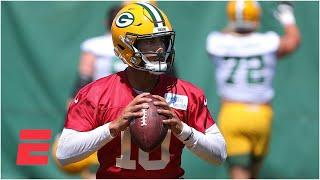 Why Jordan Love needs to act like Aaron Rodgers will leave the Packers | KJZ