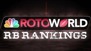 2020 Fantasy Football Running Back Rankings | Rotoworld