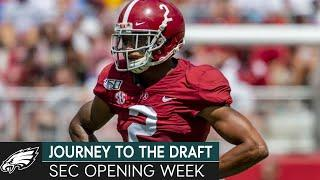 Getting Ready For the SEC & 2020 Ohio State Preview | Journey to the Draft