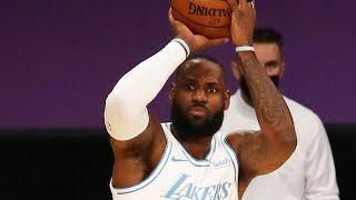 LeBron James Gets Mocked By NBA Fans After Missing Game Winning Shot  In Lakers Loss Vs Wizards