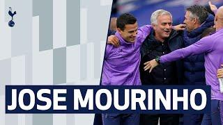 ONE YEAR OF JOSE MOURINHO! Jose Mourinho reflects on his first year at Tottenham Hotspur