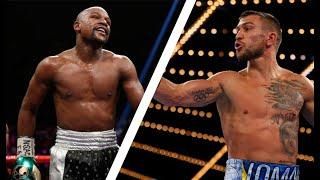 Is Lomachenko TOO MUCH for Floyd Mayweather now? Tyson/Foreman Exhibition? Brook/Khan OFF for good?