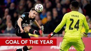 Goal Of The Year 2020 | Top 10 | AZ
