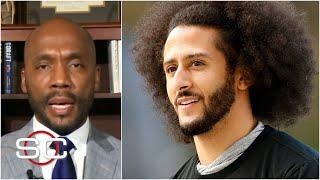 Will Colin Kaepernick be signed by an NFL team? Louis Riddick is skeptical | SC with SVP