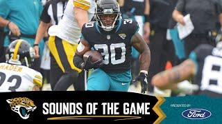 Sounds of the Game: Steelers vs. Jaguars (Week 11)