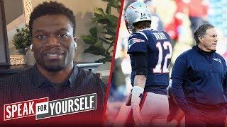 Ben Watson talks Brady-Belichick relationship, expectations for Stidham | NFL | SPEAK FOR YOURSELF