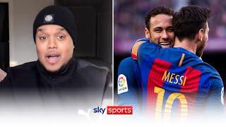 Will Neymar and Messi be reunited next season? | Saturday Social feat Chunkz & F2
