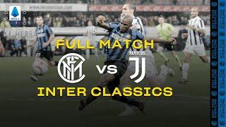 INTER CLASSICS | FULL MATCH | INTER vs JUVENTUS | 2009/10 SERIE A TIM - MATCHDAY 34