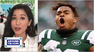Mina Kimes reacts to the Seahawks trading for Jamal Adams | Around the Horn