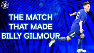 How Billy Gilmour Played His Way Into Lampard's Chelsea Team   Arsenal 0-4 Chelsea   FA Youth Cup