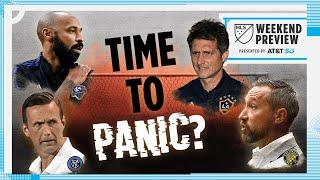 Can the Galaxy salvage their season? | MLS Weekend Preview pres. by AT&T 5G