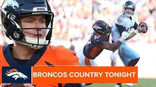 Why Drew Lock could play a big role in a fast start for the Denver defense | Broncos Country Tonight