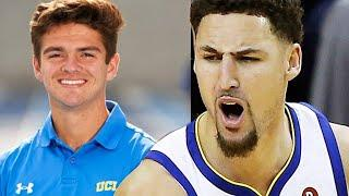 Klay Thompson Drags UCLA For Not Quickly Dismissing Track Athlete Over Racist & Sexist Comments