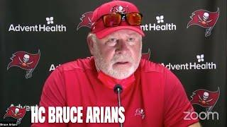 Bruce Arians Gives Early Evaluations from Friday's Training Camp Scrimmage | Press Conference