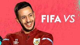 Dwight McNeil admits he should be SLOWER on FIFA! | Dwight McNeil vs FIFA 20