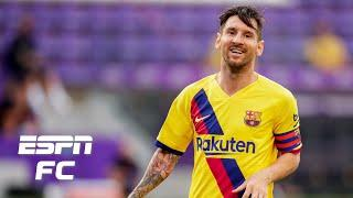Would signing Lionel Messi guarantee Manchester City the Premier League title? | ESPN FC Extra Time