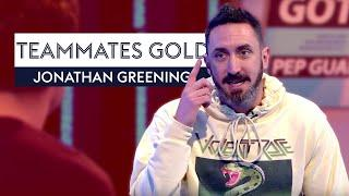 """""""He'd probably two foot his own MUM!""""   Jonathan Greening   Teammates Gold"""