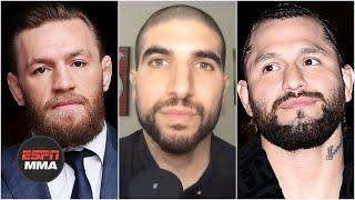 DC & Helwani discuss Conor McGregor and Jorge Masvidal's frustrations with the UFC | ESPN MMA