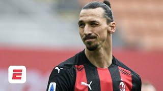 Zlatan Ibrahimovic performing at Sanremo music festival is 'unnecessary & pig-headed' | ESPN FC