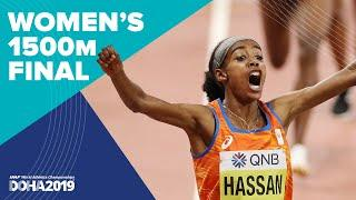 Women's 1500m Final | World Athletics Championships Doha 2019
