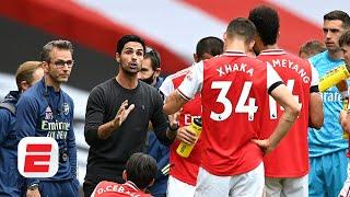 Pierre-Emerick Aubameyang is willing to stay at Arsenal and evolve - Mikel Arteta | ESPN FC