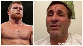 """CANELO MAKES EVERYTHING LOOK EASY!"" TONY SIMS ON BENN-VARGAS/KELLY, RYDER-MORRELL, DOCHERTY SPLIT"