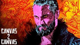 The Monday Night Messiah reigns on high: WWE Canvas 2 Canvas