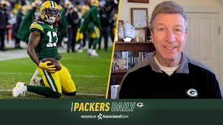 Davante Adams' 15 Red-Zone Touchdowns Lead The NFL | Packers Daily