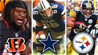 Every NFL Team's DIRTIEST Player Of All-Time