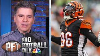 Cincinnati Bengals usher in new era with Carlos Dunlap trade | Pro Football Talk | NBC Sports