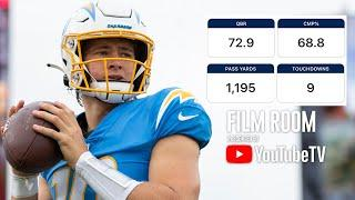 What Makes Justin Herbert So Special? | Chargers Film Room