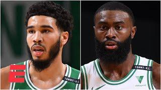 Danny Ainge is not blaming Jayson Tatum and Jaylen Brown for the Celtics' 'major funk' | KJZ