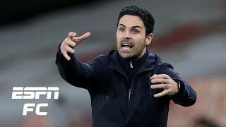 Is sacking Mikel Arteta the best option to save Arsenal from getting relegated? | ESPN FC Extra Time