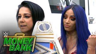 Bayley and Sasha Banks are tired of the questions: WWE Exclusive, May 10, 2020
